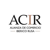 Logo ACIR alianza de comercio ibérico rusa