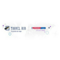 Logo Travel Air y Eroski Vuelo