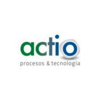 Logo Actio procesos & tecnología