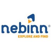 Logo Nebinn explore and find
