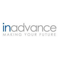 Logo Inadvance making your future