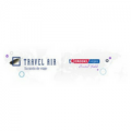 Logo Travel Air y Eroski Vuelo